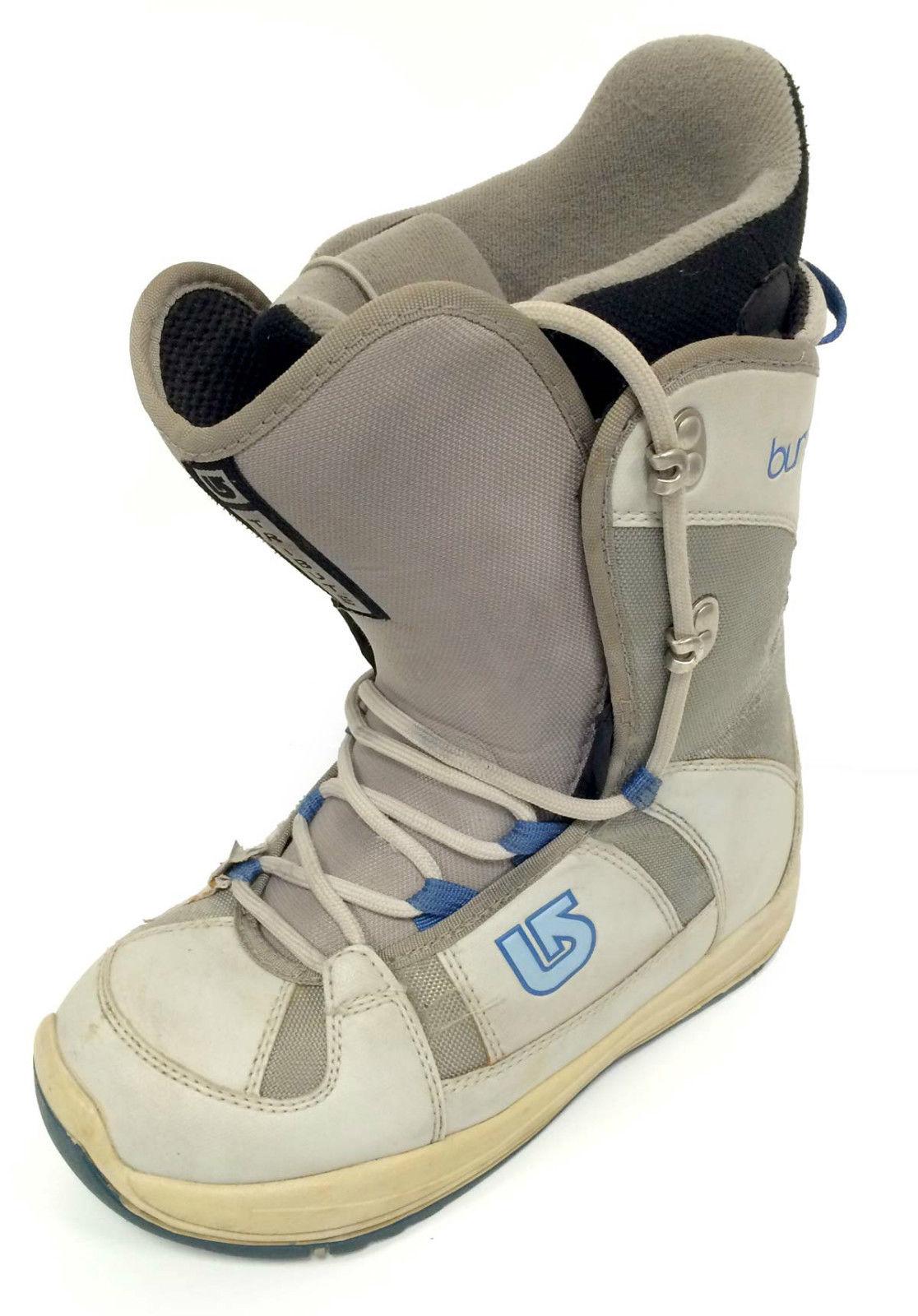 burton tribute womens snowboard boots uk 4 5