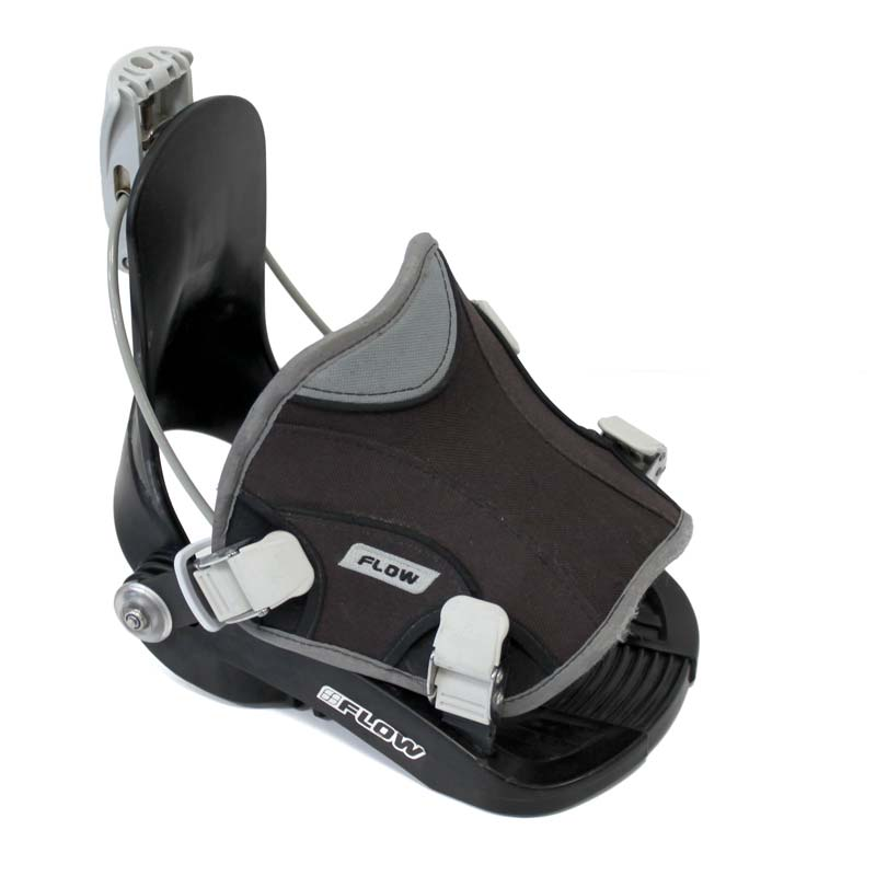 Used Flow MK3 Snowboard Bindings