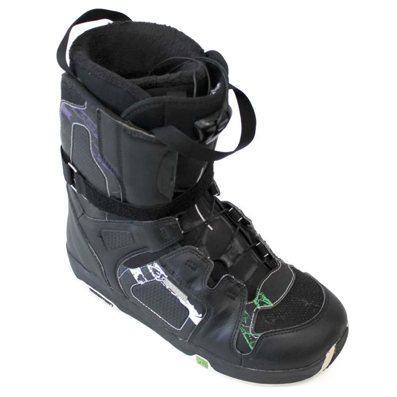 c9d16c10 Salomon Faction Snowboard Boots - UK 10 - Very Good Condition - 8/10