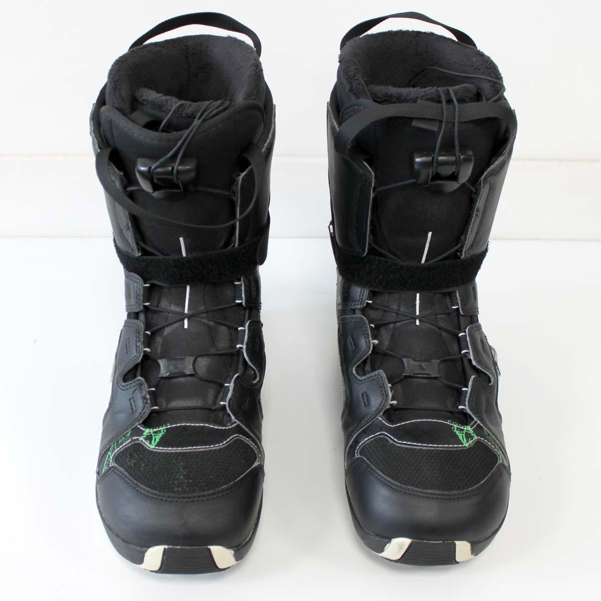 40c43185 Salomon Faction Snowboard Boots - UK 10 - Very Good Condition - 8/10