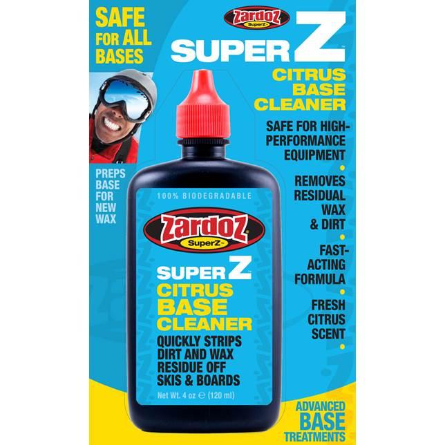 Zardoz Snowboard Base Cleaner