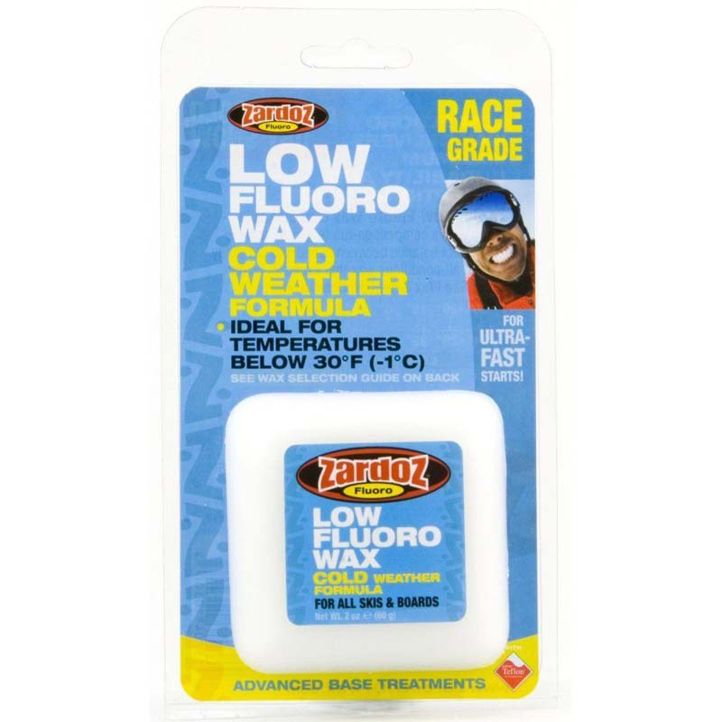 Zardoz Low Fluro Wax
