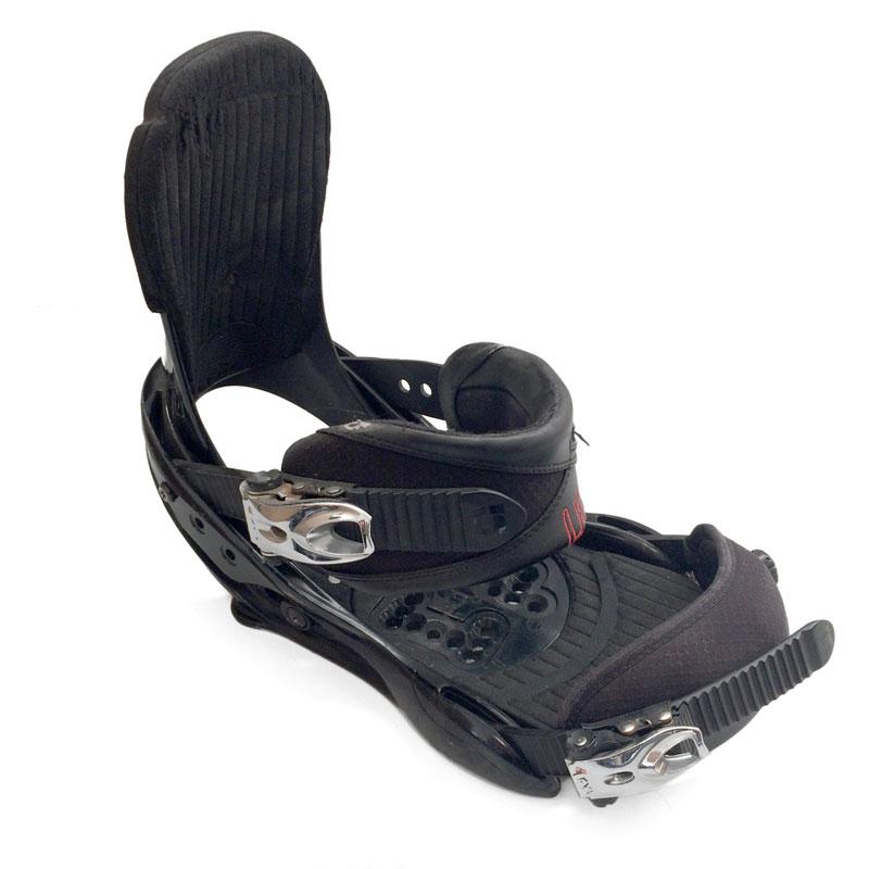 Used Womens Burton Lexa Snowboard Bindings – Medium – OK Condition – 6 10 263d621325