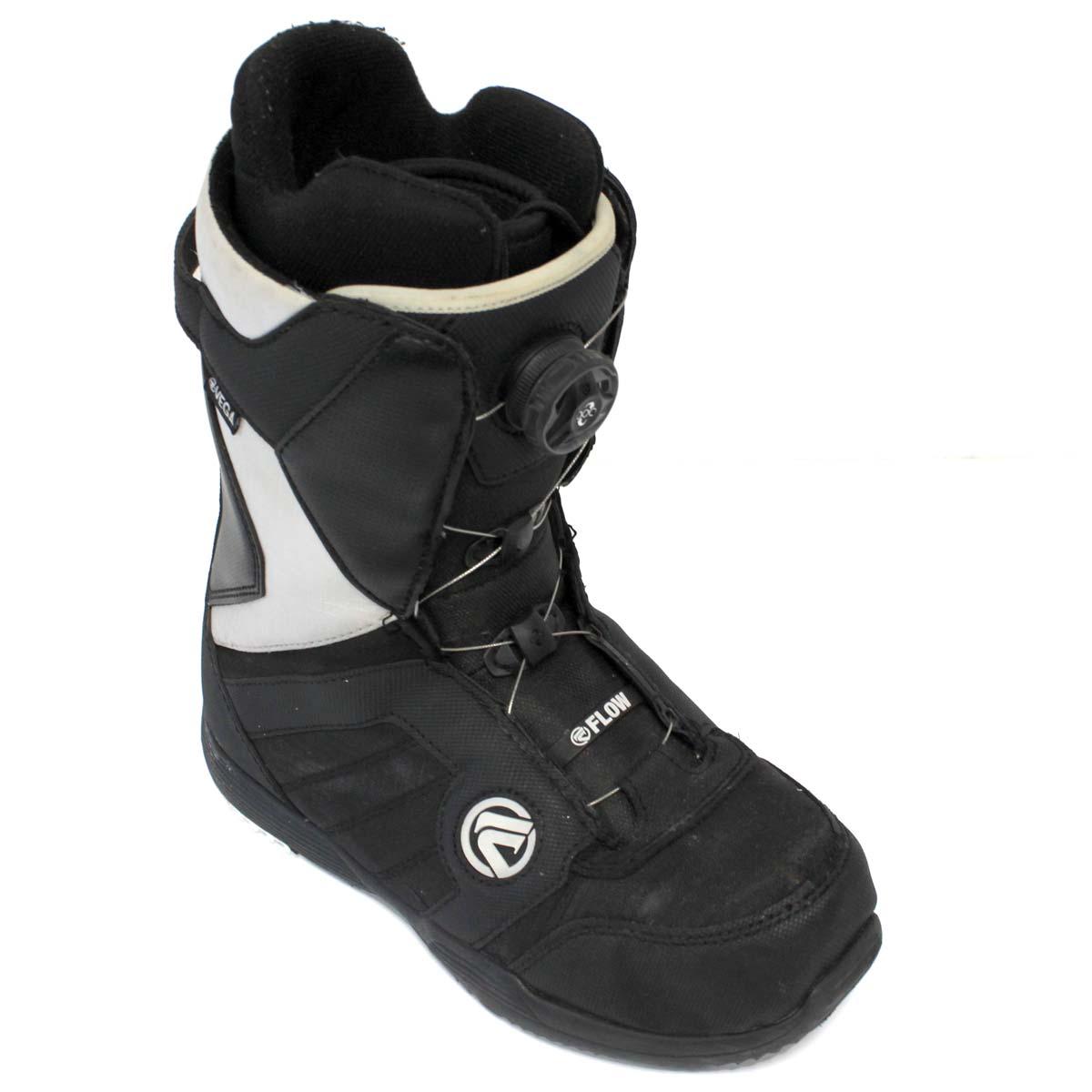 Used Flow Vega Boa Snowboard Boots