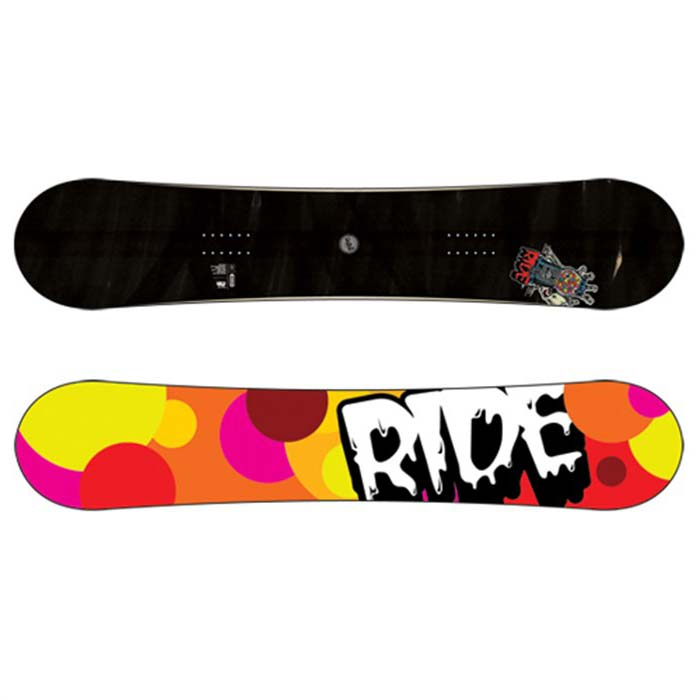 Used Ride DH Snowboard 157cm