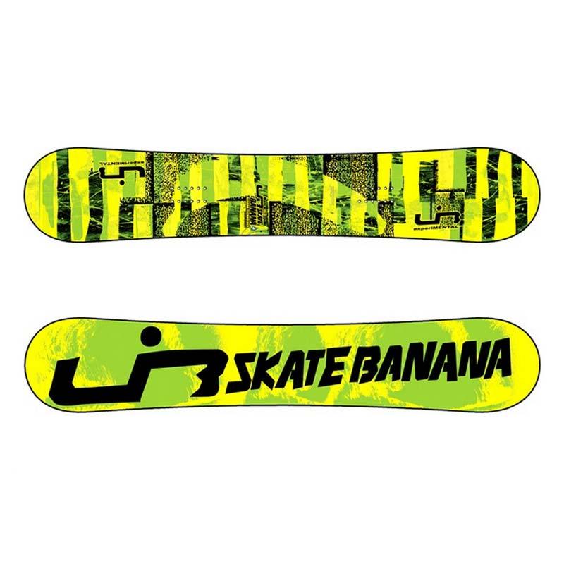 Used Lib Tech Skate Banana Snowboard 152cm - Excellent Condition e35036048156