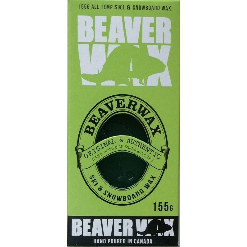 Beaver All Temp Ski / Snowboard Wax