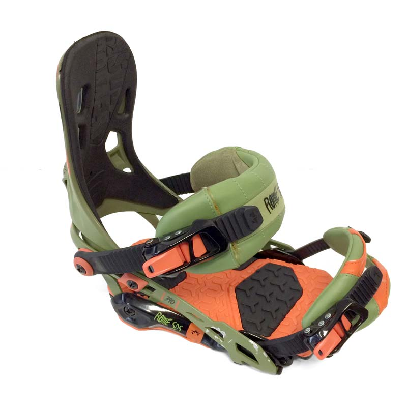 Used Rome SDS 390 Snowboard Bindings