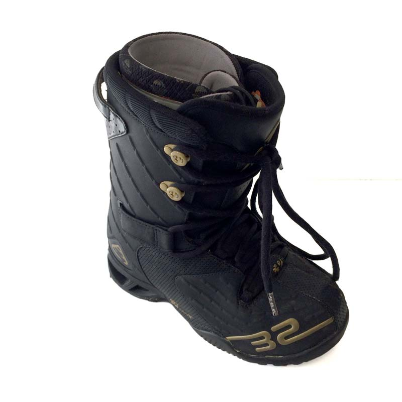 Used Forum Destroyer Snowboard Boots