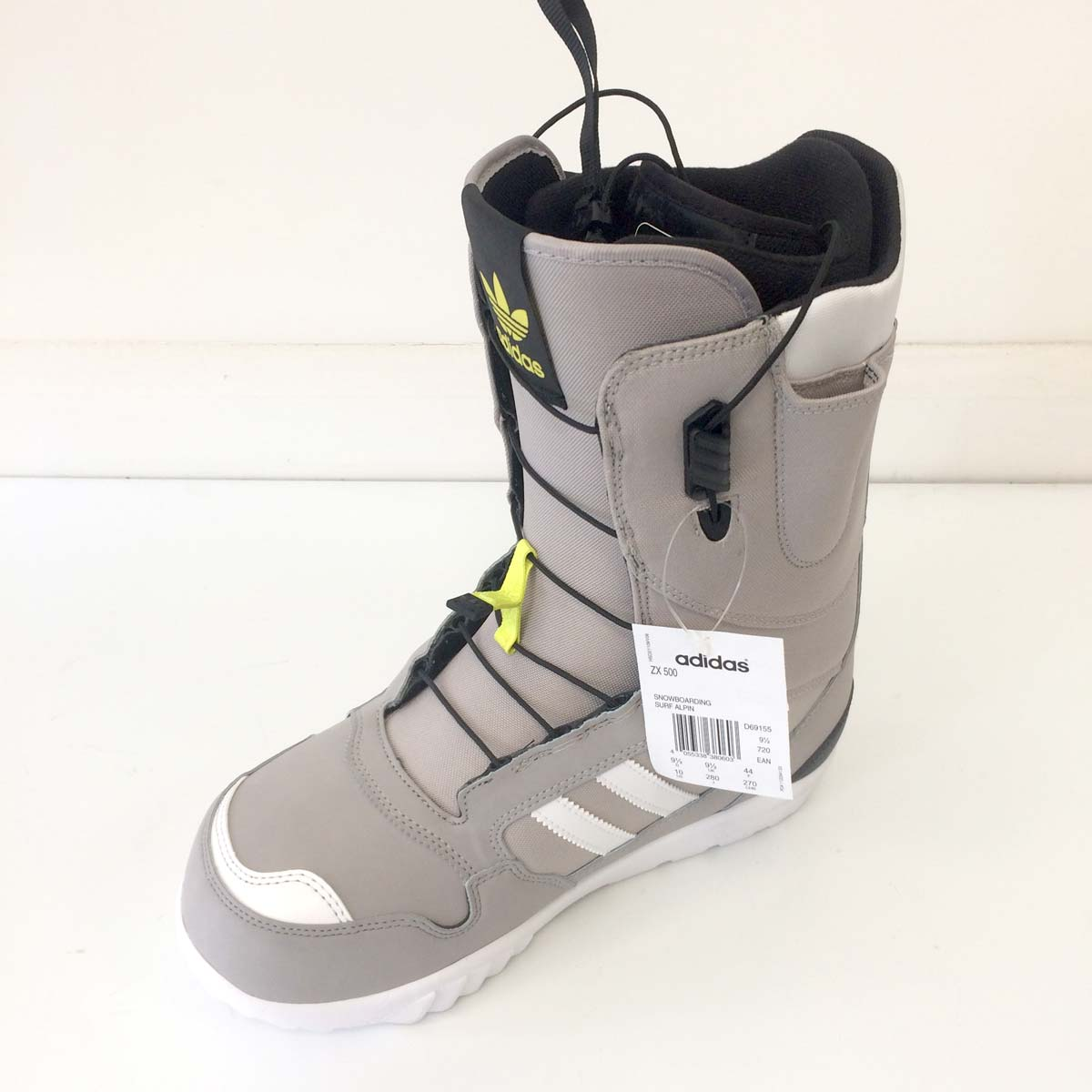 e899fde2e Adidas ZX 500 Snowboard Boots UK 9.5 – Never Worn – Perfect Condition –  10 10