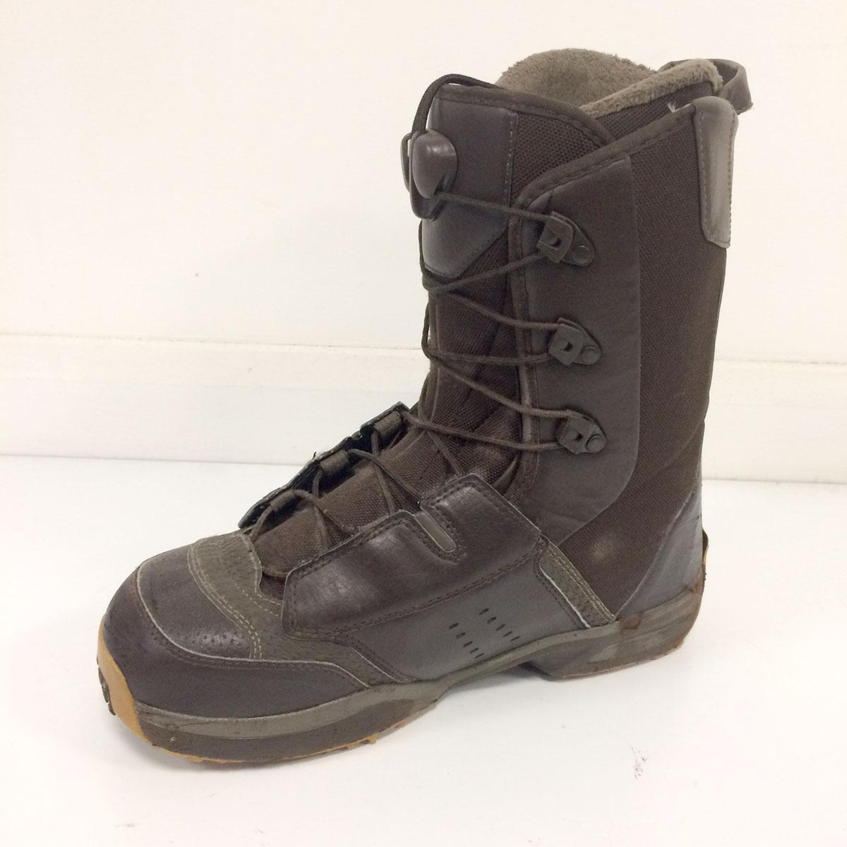 meilleures baskets 9c0a3 757c7 Used Salomon Dialogue Snowboard Boots - Mens UK 9.5 - OK Condition - 6/10